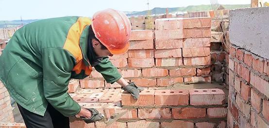 Процесс работы малоэтажного строительства
