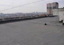 Капитальный ремонт мягкой кровли многоэтажного дома г. Краснодар