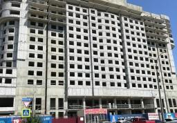 Завершены работы по устройству плоской кровли на  «Апарт-отеле»