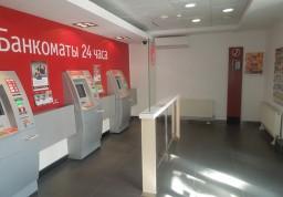 Перепланировка помещения операционного офиса ЗАО «Банк Русский Стандарт»,  г. Анапа